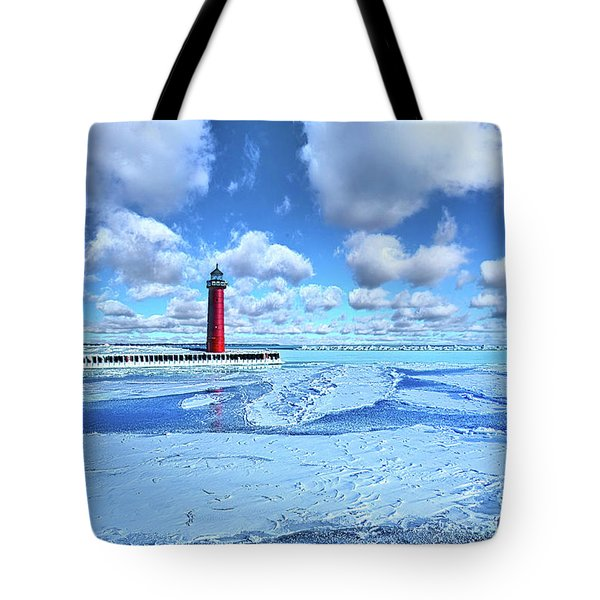Tote Bag featuring the photograph Steadfast by Phil Koch