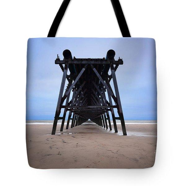 Steetley Pier Tote Bag