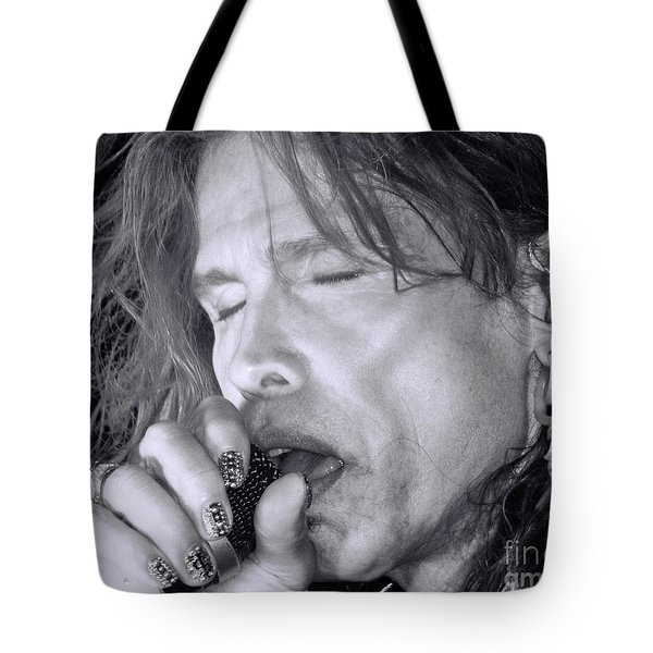 Tote Bag featuring the photograph Steven by Traci Cottingham