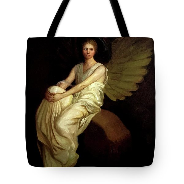 Stevenson Memorial Tote Bag