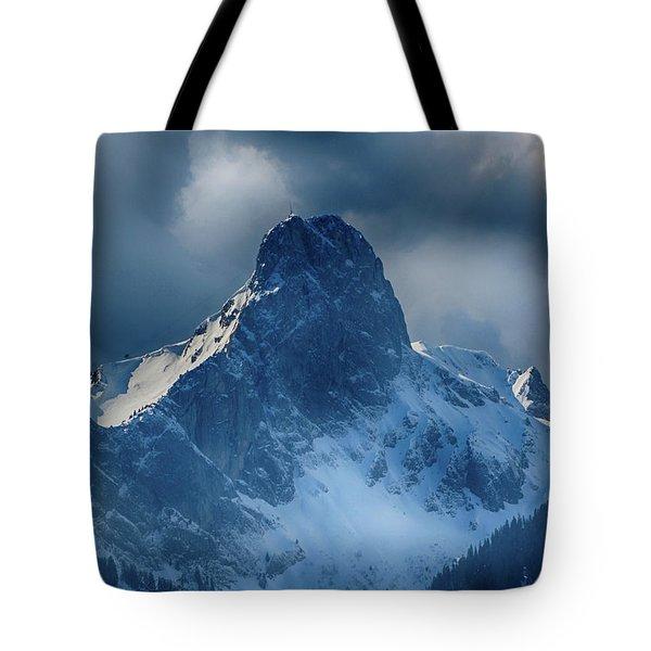 Stockhorn Tote Bag