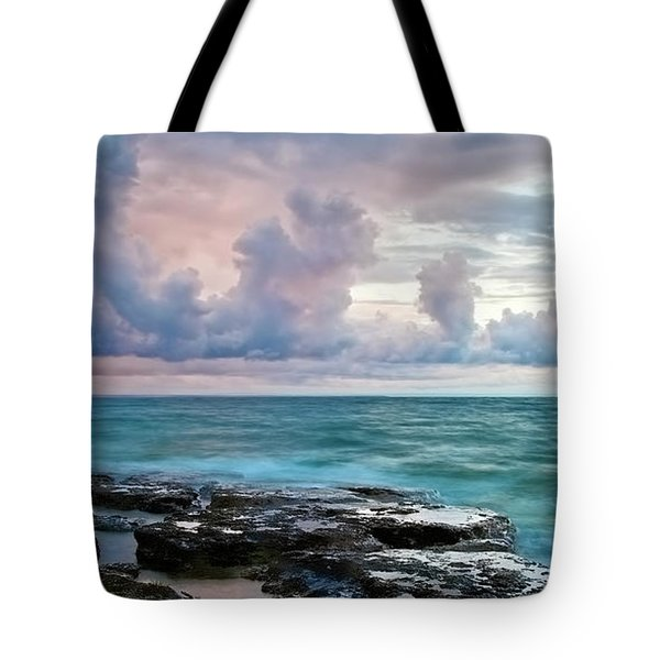 Storm Clouds Tote Bag