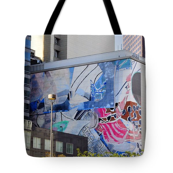 Street Photography Tote Bag by Clayton Bruster
