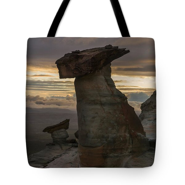 Tote Bag featuring the photograph Stud Horse Point by Keith Kapple