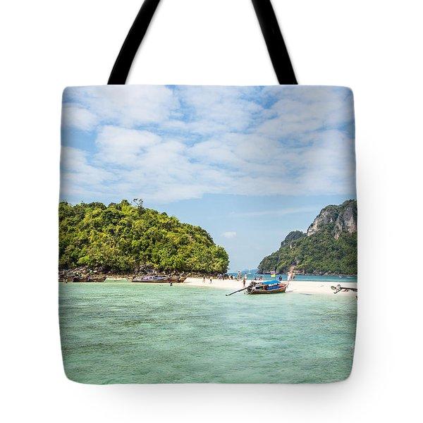 Stunning Krabi In Thailand Tote Bag