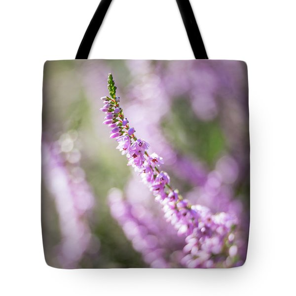 Summer Breezes Through The Heather Tote Bag