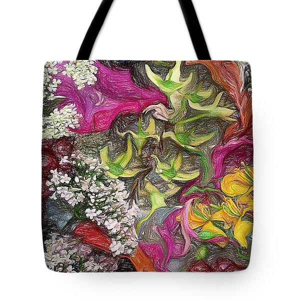 Summer Still Life Tote Bag