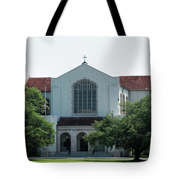 Summerall Chapel Tote Bag