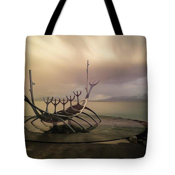 Sun Voyager Tote Bag
