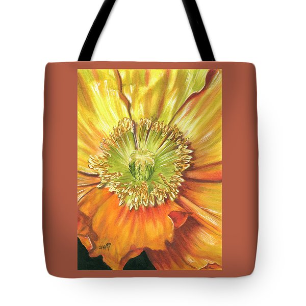 Sunburst Tote Bag