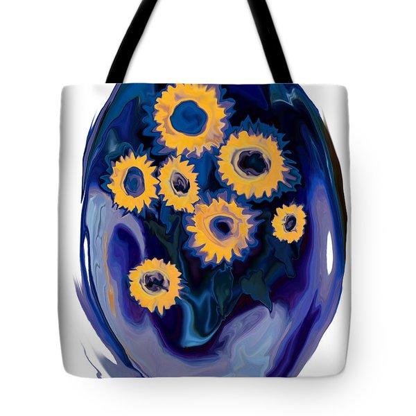 Sunflower 1 Tote Bag by Rabi Khan