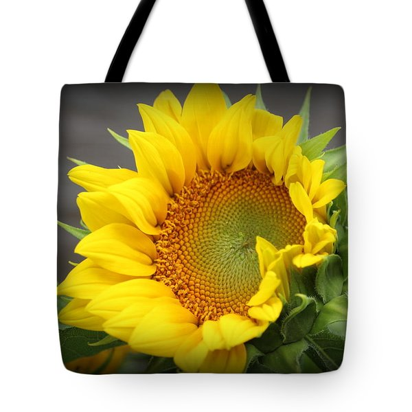 Sunflower Beauty Tote Bag