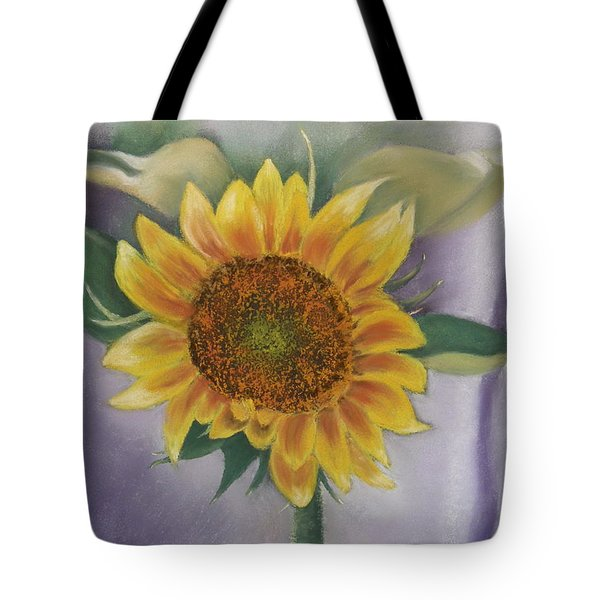 Sunflowers For Nancy Tote Bag