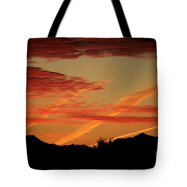 Sunrise Collection, #6 Tote Bag