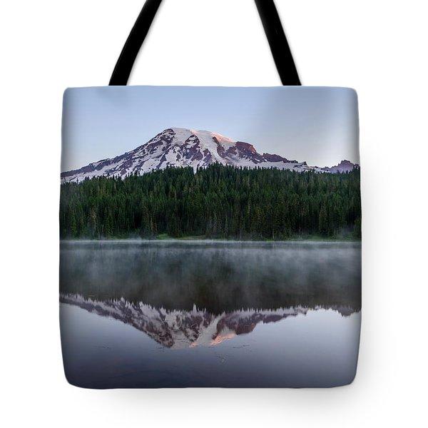 The Reflection Lake Tote Bag