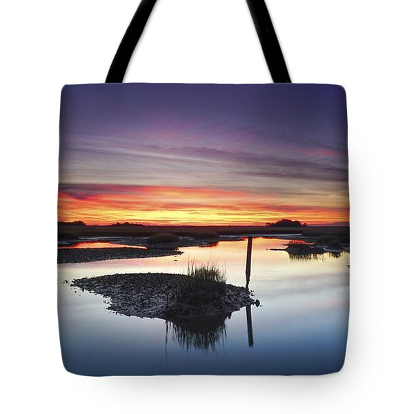Sunrise Sunset Image Art - Best Shot Tote Bag