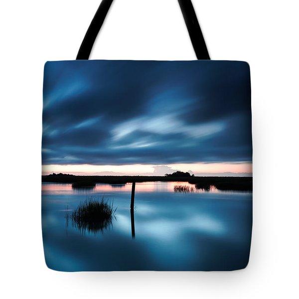 Sunrise Sunset Image Art - The Affair Tote Bag