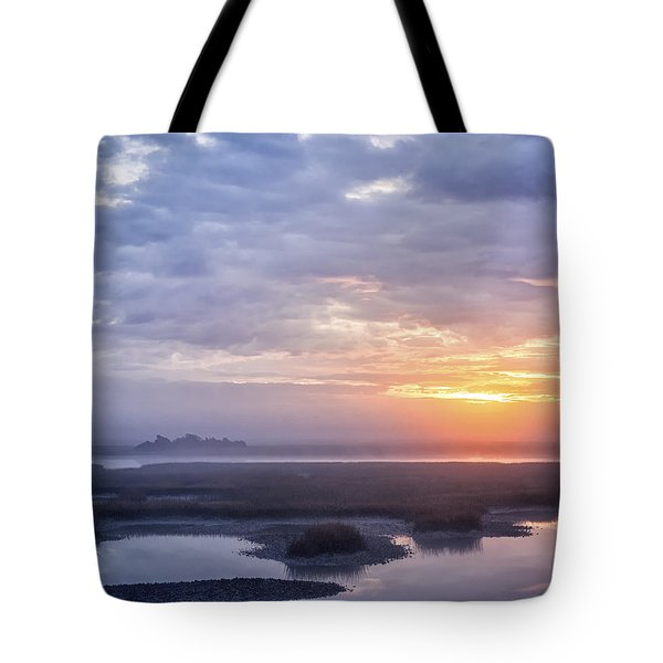 Sunrise Sunset Image Art - Good To Go Tote Bag