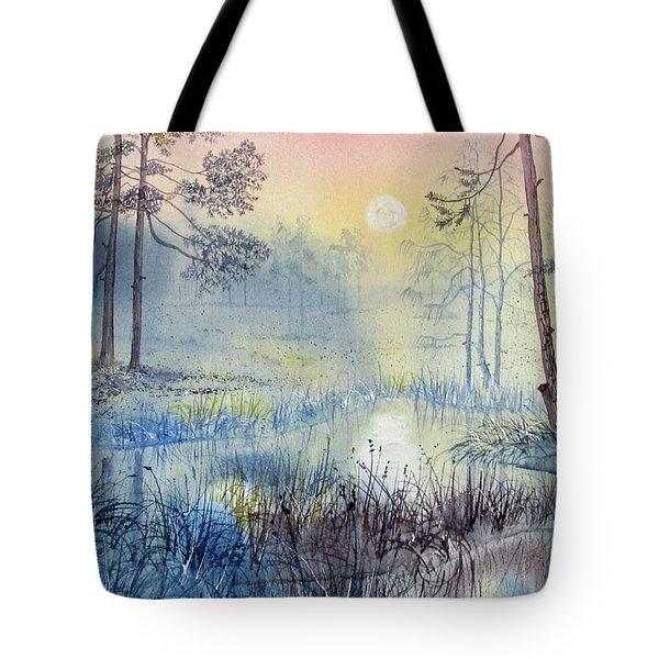 Sunrise To Serenity Tote Bag