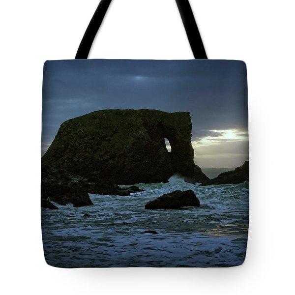 Sunset At Elephant Rock Tote Bag