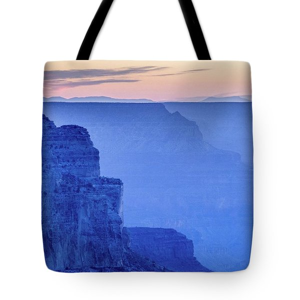 Sunset At South Rim Tote Bag