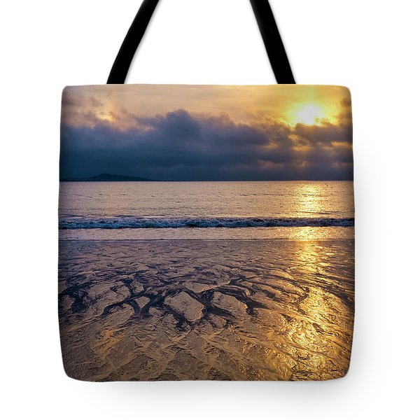 Tote Bag featuring the photograph A Costa Da Morte by Fabrizio Troiani