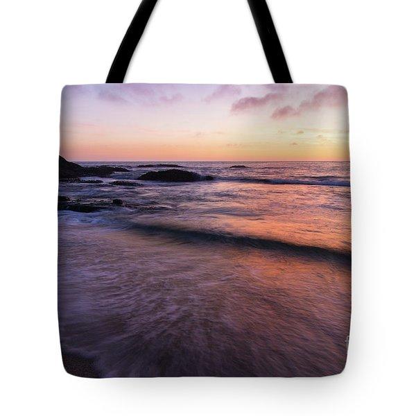 Sunset Over Laguna Beach   Tote Bag