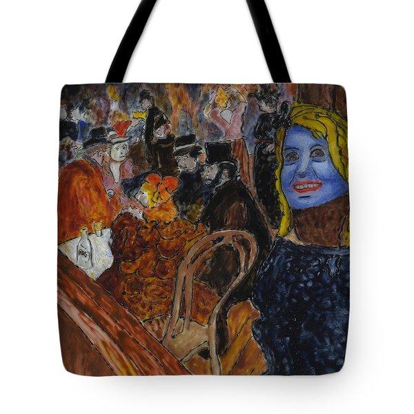 Susan Lautrec Tote Bag
