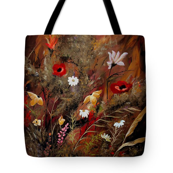 Sweet Inspiration Tote Bag by Ruth Palmer