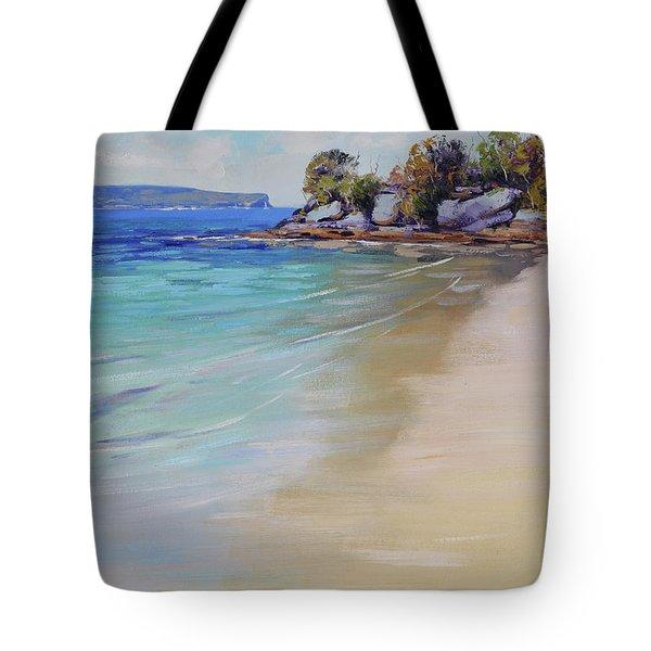Sydney Harbour Beach Tote Bag
