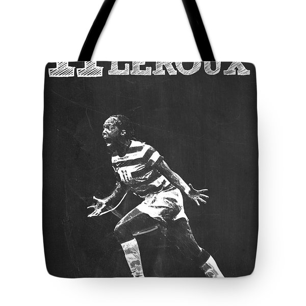 Sydney Leroux Tote Bag