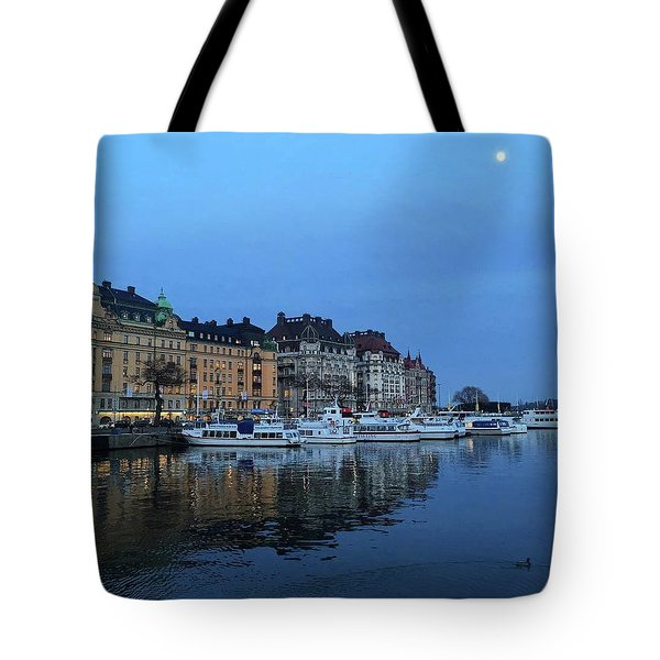 Take Me There Tote Bag