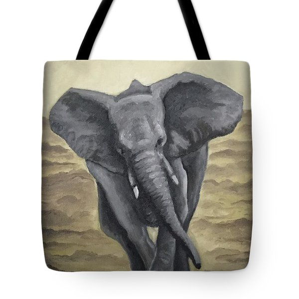 Taking Charge  Tote Bag