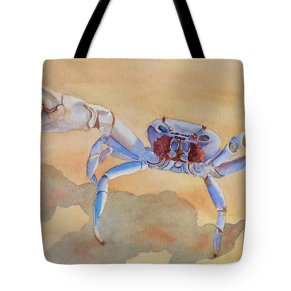 Talk To The Claw Tote Bag
