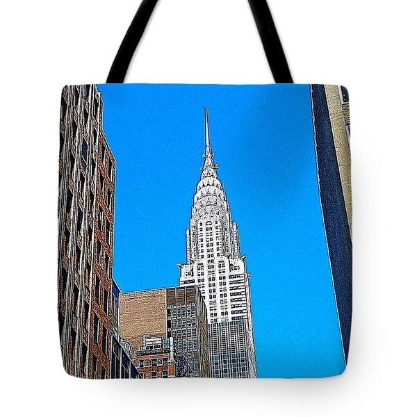 #tbt - #newyorkcity June 2013 Tote Bag