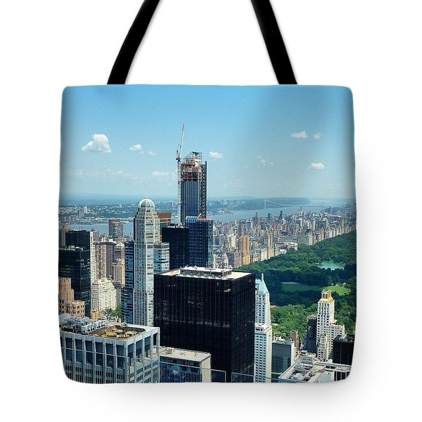 #tbt #nyc Summer Of 2013. #nofilter Tote Bag