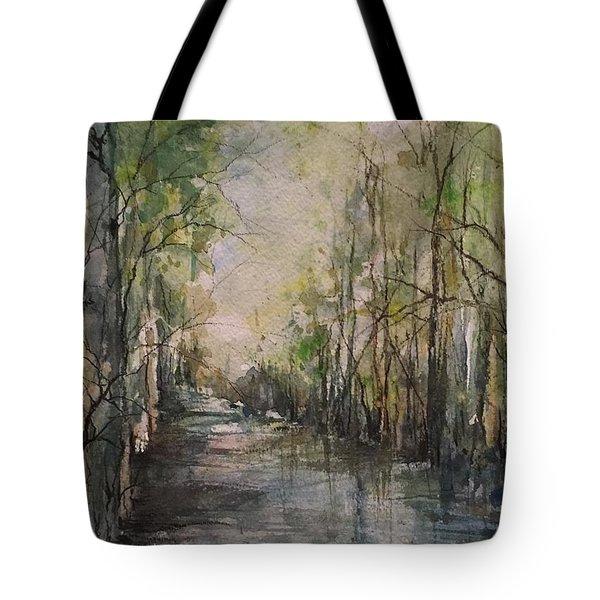 Bayou Liberty Tote Bag