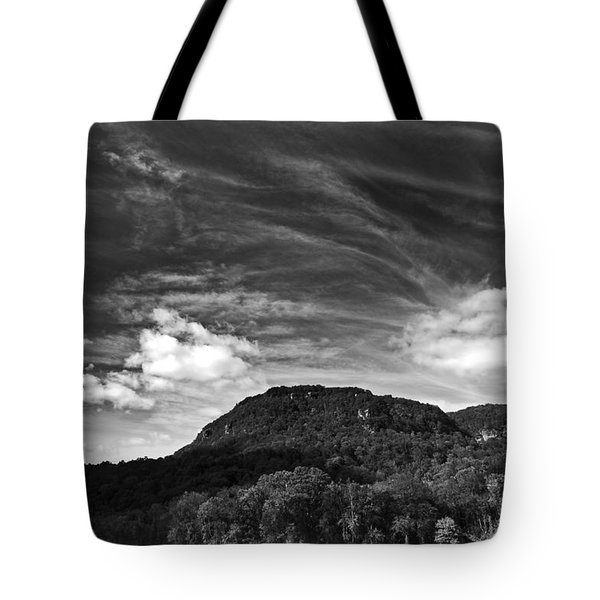 Tennessee River Gorge Tote Bag