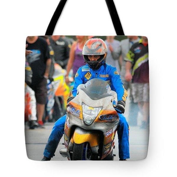 Terence Angela Tote Bag