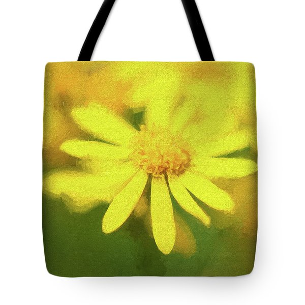Texas Wildflower 2 Tote Bag