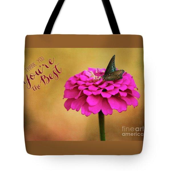 Thank You Tote Bag