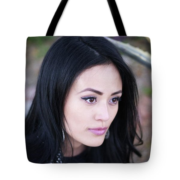 That Girl Ileen Tote Bag