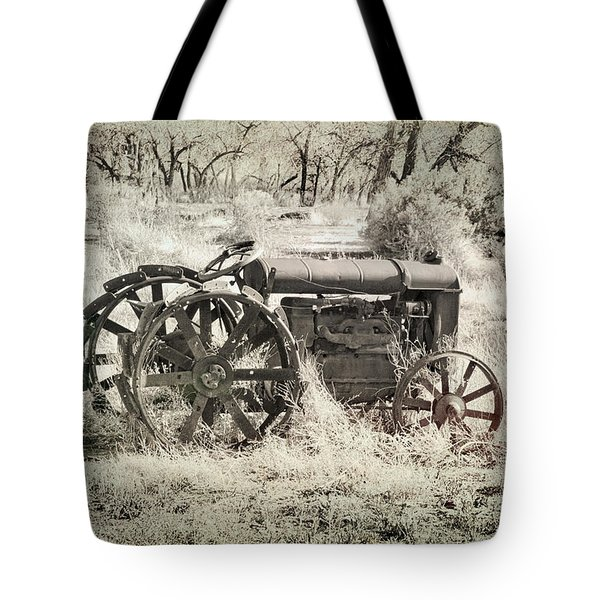 That There Tractor Tote Bag