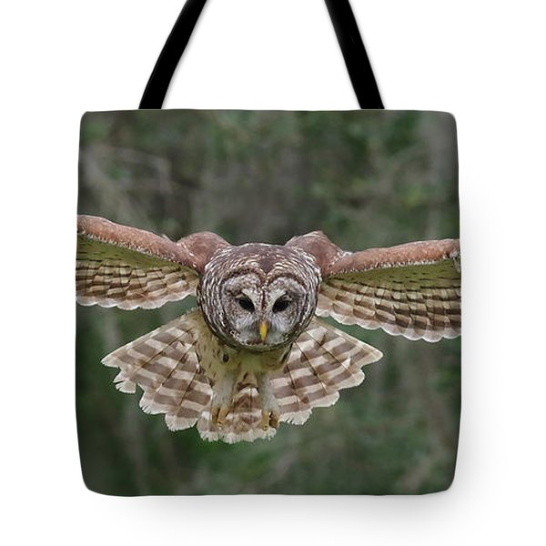 The Approach. Tote Bag