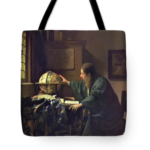 The Astronomer Tote Bag