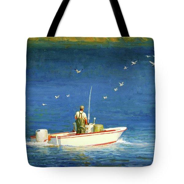 The Bayman Tote Bag