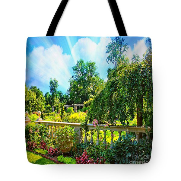 The Beauty Of Nature Tote Bag by Judy Palkimas