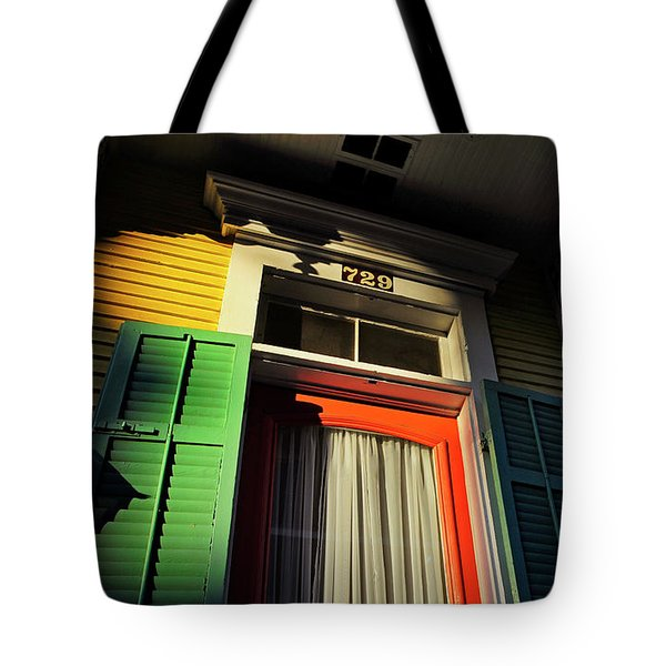 Tote Bag featuring the photograph The Birds by Skip Hunt