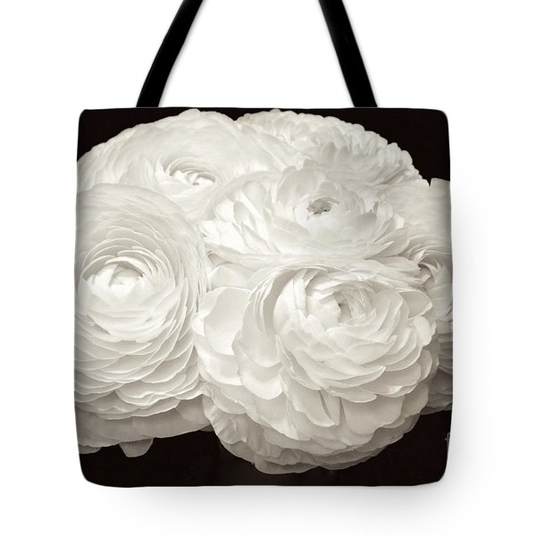 The Brides Bouquet Tote Bag