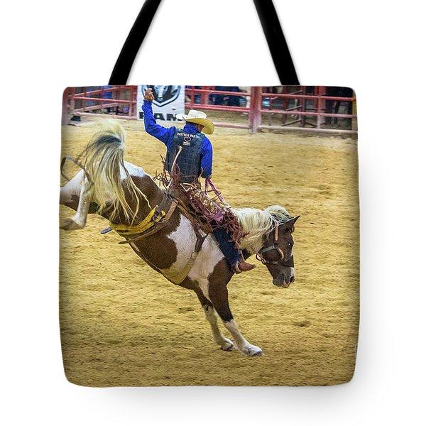 The Bucking Horse Tote Bag